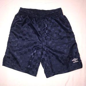UMBRO Boys LARGE Shorts
